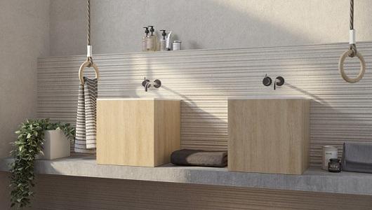 Azulejos para un baño de hombres