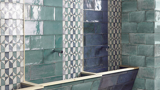 Azulejos para baño elegantes y funcionales