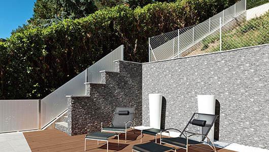 Decora tu terraza o jardín con azulejos exterior