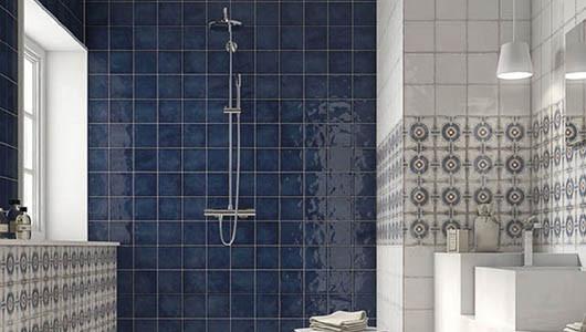 Diferencias entre el azulejo rectificado y el azulejo biselado