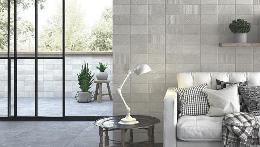 Usos del azulejo imitación piedra en el hogar